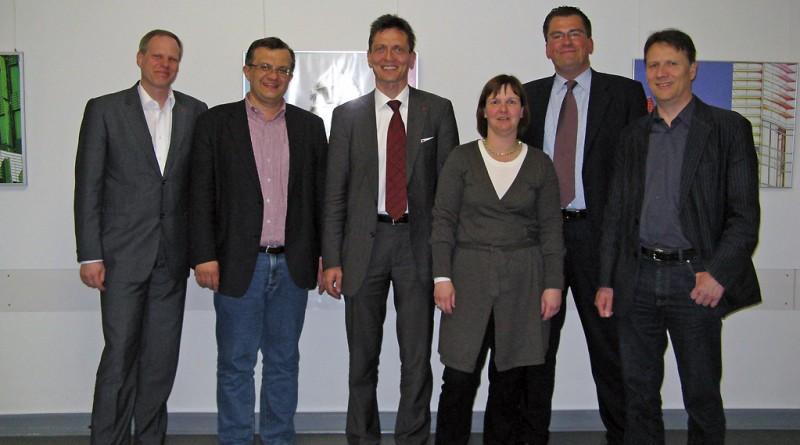 Geschäftsführender Kreisvorstand 2010