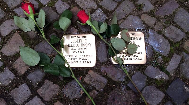 Stolpersteinputzen 05-2014