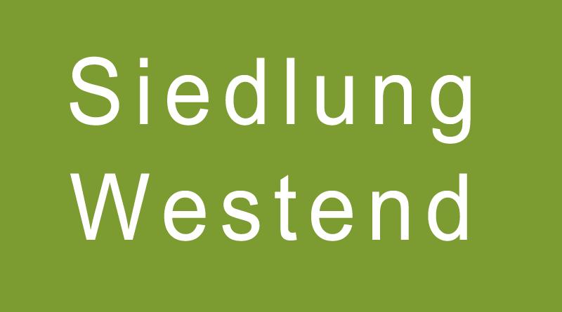 Siedlung Westend