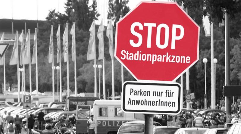 Stadionparkzone