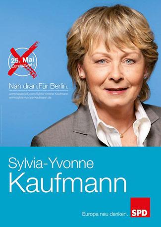Sylvia-Yvonne Kaufmann