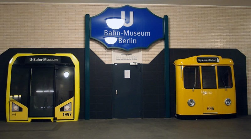 U-Bahn-Museum Ruhleben