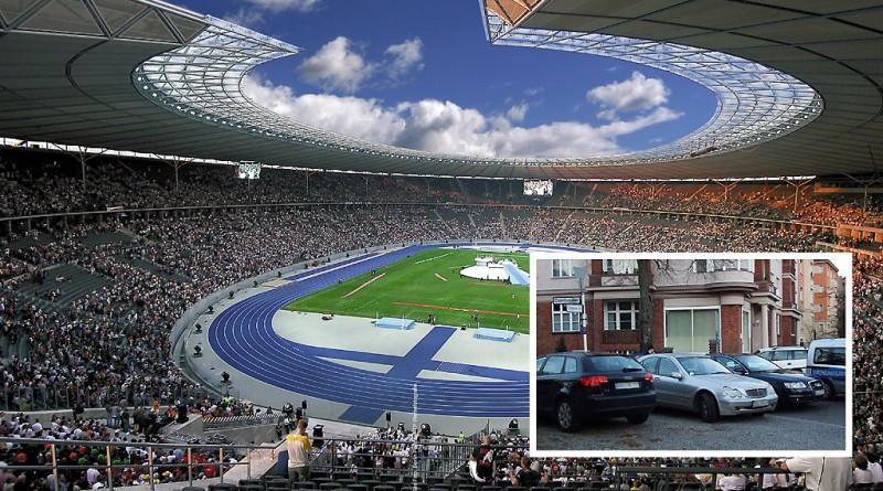 Olympiastadion Stadionparkzone