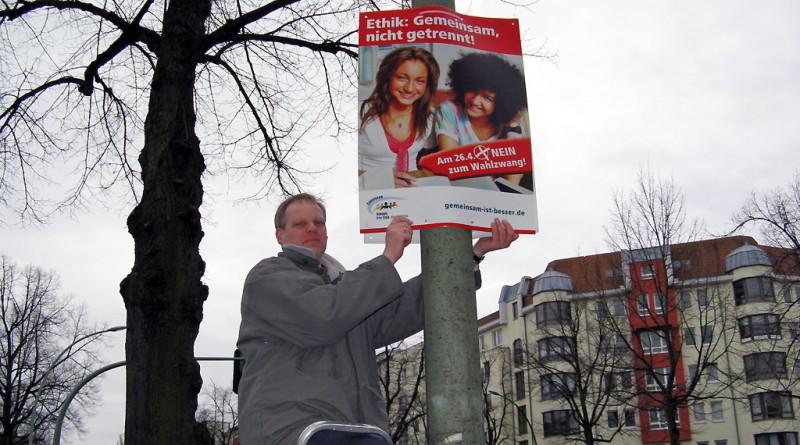 Robert Drewnicki, Ethik-Volksentscheid