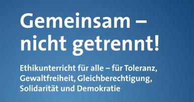 Volksentscheid Ethikunterricht 2009