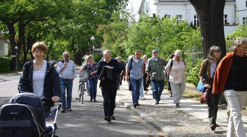 Stadtspaziergang 2009