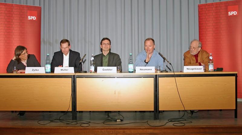 Kreisforum SPD Charlottenburg-Wilmersdorf