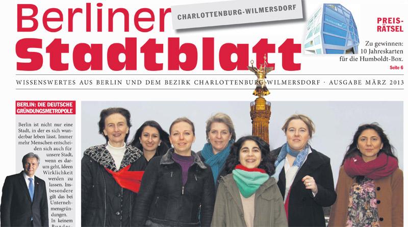 Berliner Stadtblatt 03-2013