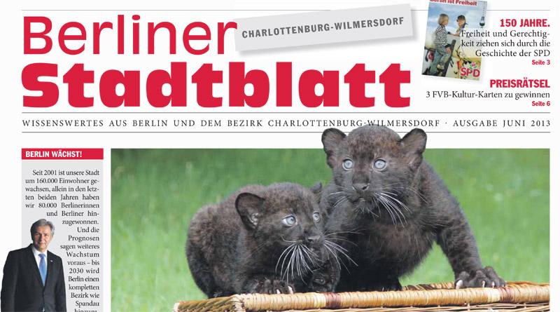 Berliner Stadtblatt 06-2013
