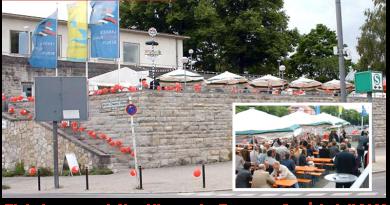 Einladung Terrassenfest 2009