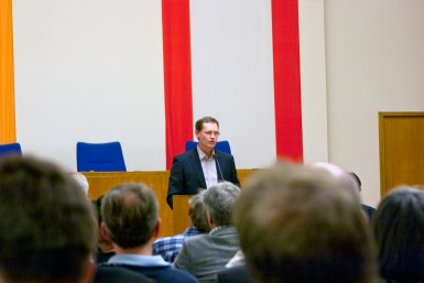 Kreisforum 2010, Michael Müller