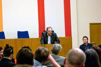 Kreisforum 2010, Robert Drewnicki