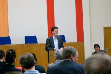 Kreisforum 2010, Christian Gaebler
