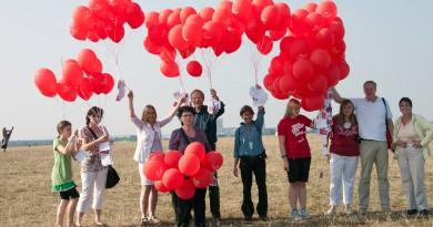 Luftballonaktion 2009