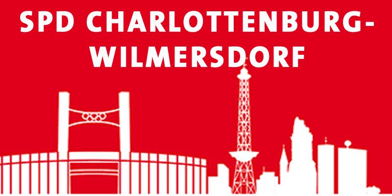 Logo SPD Charlottenburg-Wilmersdorf