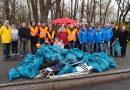 Müllsammelaktion 2017 mit Hertha BSC und Olympiastadion Berlin GmbH