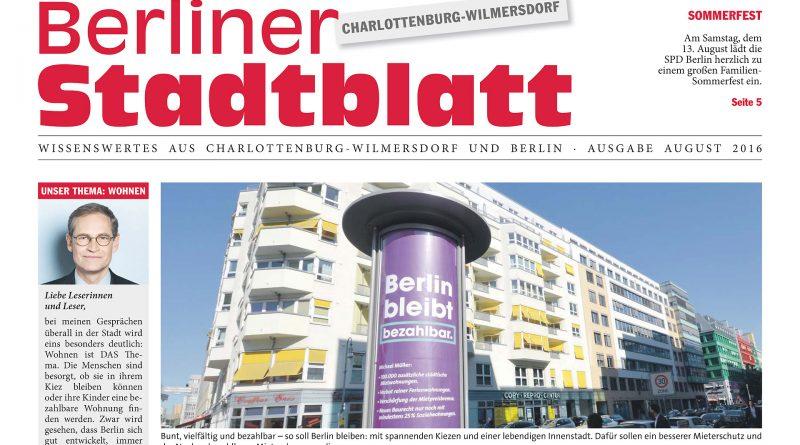 Stadtblatt 08-2016