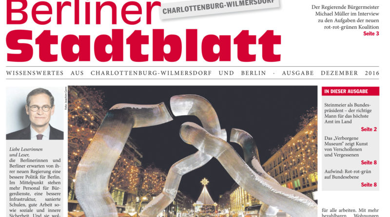 Stadtblatt 12-2016