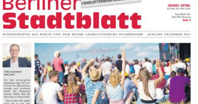 Stadtblatt Dezember 2017