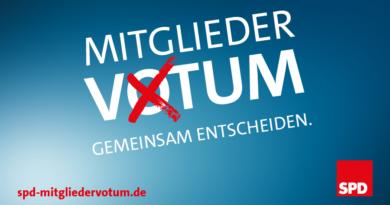 SPD setzt Maßstäber innerparteilicher Demokratie