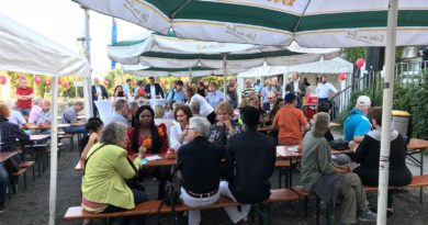 13. Neu-Westender Terrassenfest am 14. August ab 18:30 Uhr